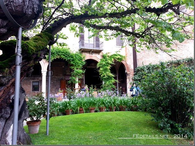 Giardino di Palazzo Scroffa, Ferrara, Photo3
