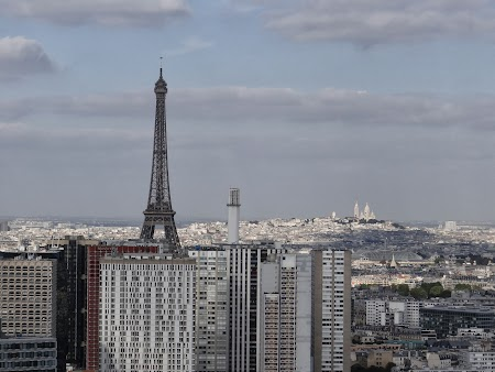 Obiective turistice Franta: Turnul Eiffel