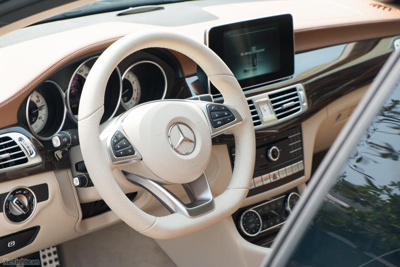 Xe Mercedes Benz CLS500 4Matic 08