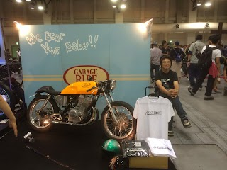 image - NEW ORDER CHOPPER SHOW 9th 当日