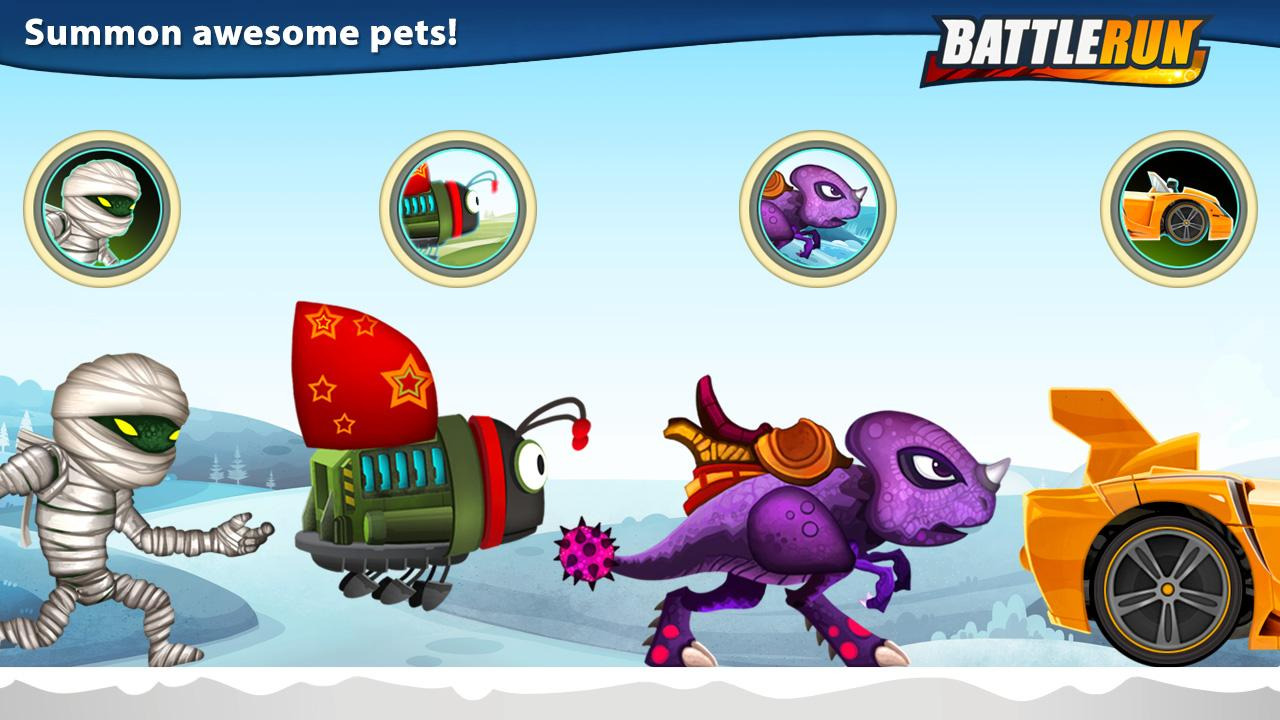 Battle Run screenshot #4