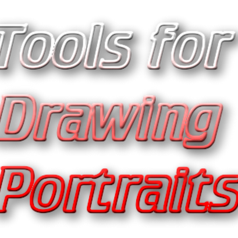 Tools for Drawing Portraits From Photographs – Art Projectors