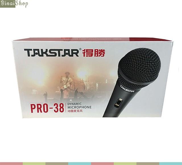 Takstar Pro-38