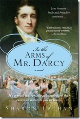 In the Arms of Mr. Darcy-WON