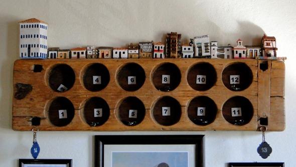 Coleção de casinhas da Ana - Solar dos Montes