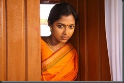 Amala Paul Cute Saree Stills in Sindhu Samaveli