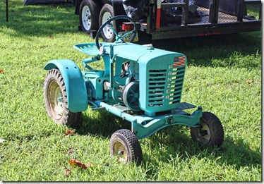 National Pike Antique Tractor