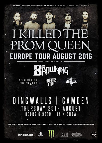 London Don't forget we're coming back next week