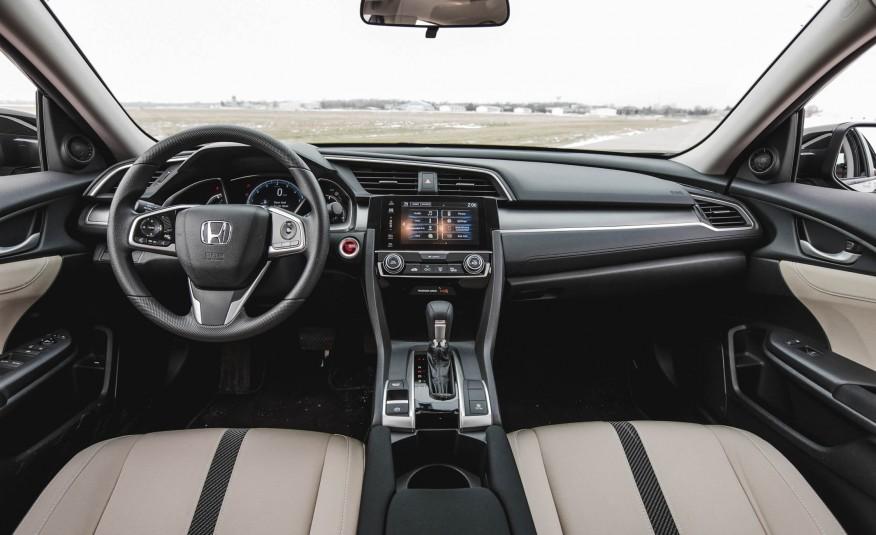 Xe Ô Tô Honda Civic Thế Hệ Mới 010