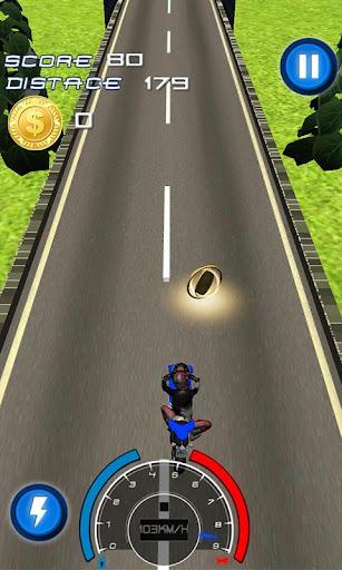 自行车 道路 冲刺3D