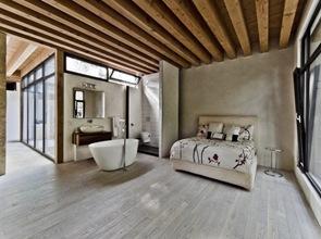 Habitacion con baño integrado