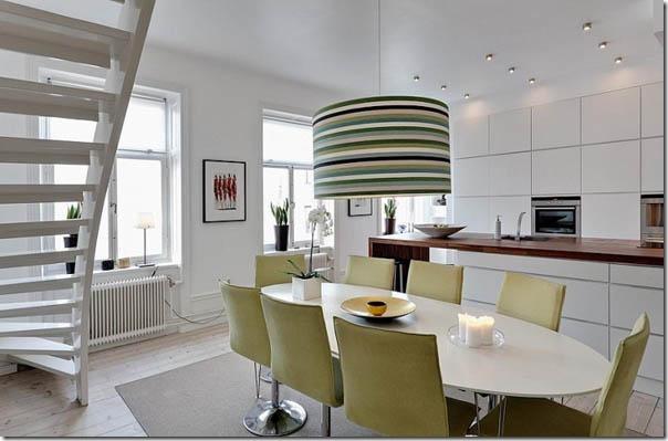 case e interni - casa svedese - Stoccolma - bianco (5)