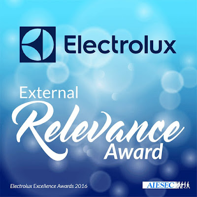 18 days till one of the most anticipated night for AIESEC Electrolux