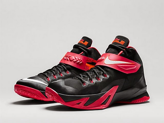 ... Available Now Nike Zoom Soldier VIII 8 Black and Red ... 3c9427df05f6