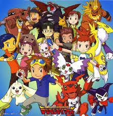 Cuộc phiêu lưu của các con thú Phần 3 -Digimon Tamers