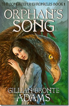 Orphan's Song Book Cover