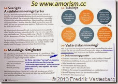 DSC00339. Mänskliga rättighetsdagarna 2013. Sveriges antidiskrimineringsbyråer