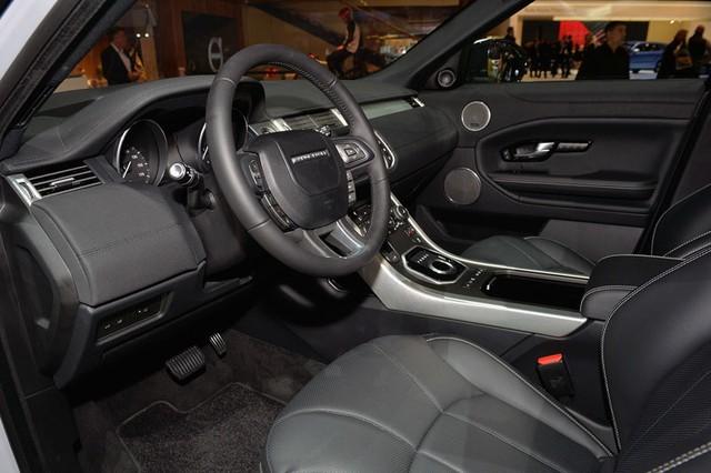 Xe Range Rover Evoque siêu tiết kiệm nhiên liệu 010