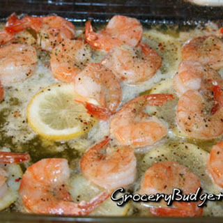 Roasted Lemon Garlic & Herb Shrimp