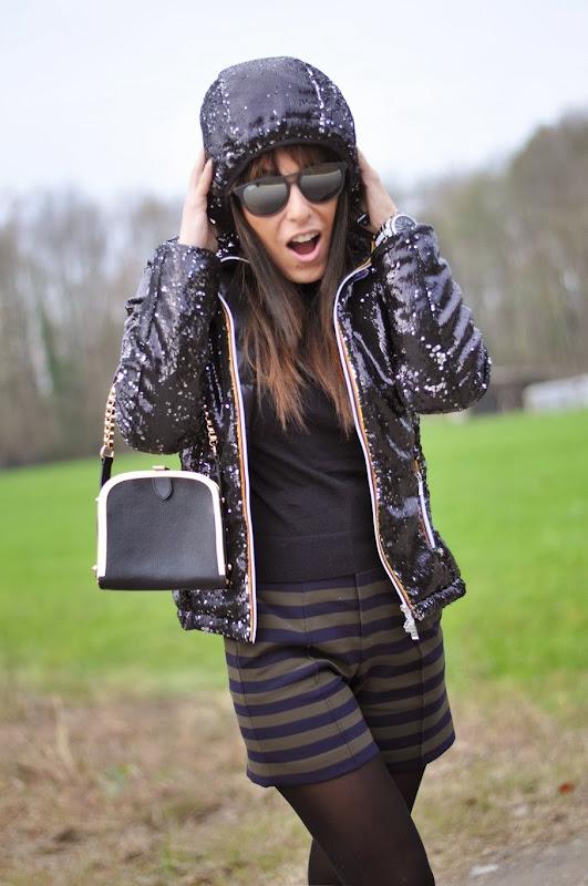 outfit, k-way, tendende fall winter, rayban eyestyle, italian fashion bloggers, fashion bloggers, street style, zagufashion, valentina coco, i migliori fashion blogger italiani