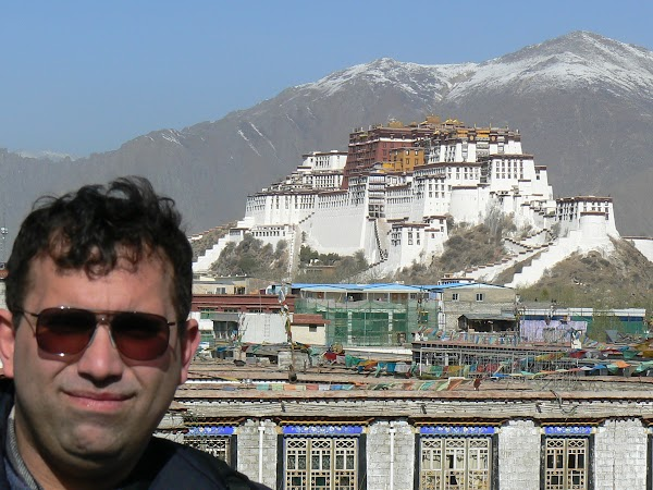 Obiective turistice Tibet: Potala, Lhasa