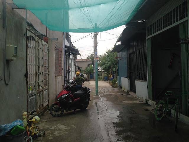 Bán lô đất hẻm xe hơi Xuân Thới Thượng Huyện Hóc Môn 07