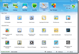 Toolwiz Care-tools