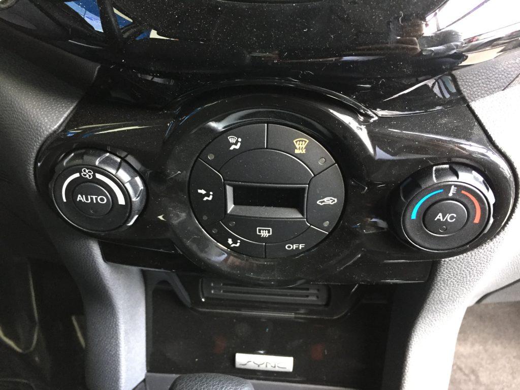 Nội thất xe ô tô Ford EcoSport 06