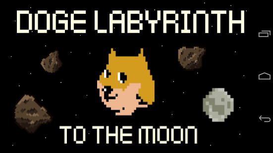 Doge Labyrinth - To The Moon