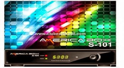 AZAMERICA AMERICA BOX S101 V 1.24