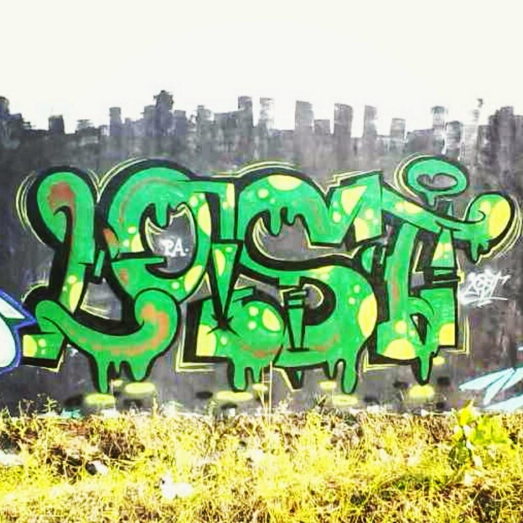 Lost pa graffiti indonesia