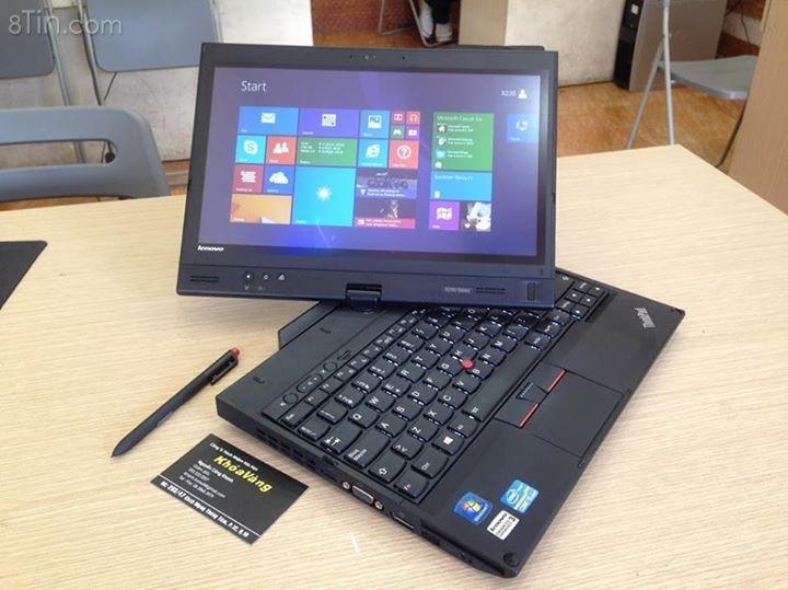 Thinkpad X230 Tablet  Core i7 Ivy SSD 180G nguyên zin 12.5