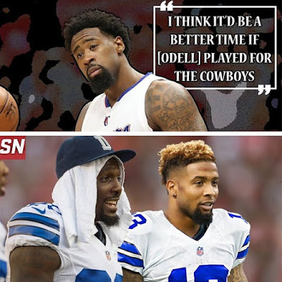 Thoughts Via SportsNation