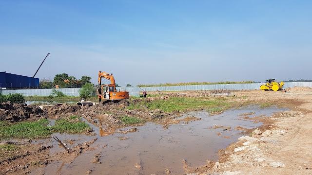 Bán đất thổ cư ngay chợ Bình Chánh - Quốc Lộ 1A. 1