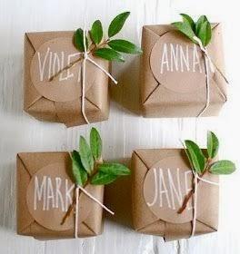 Ideas divertidas para envolver nuestros regalos