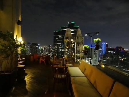 Sky Bar Anantara - noaptea