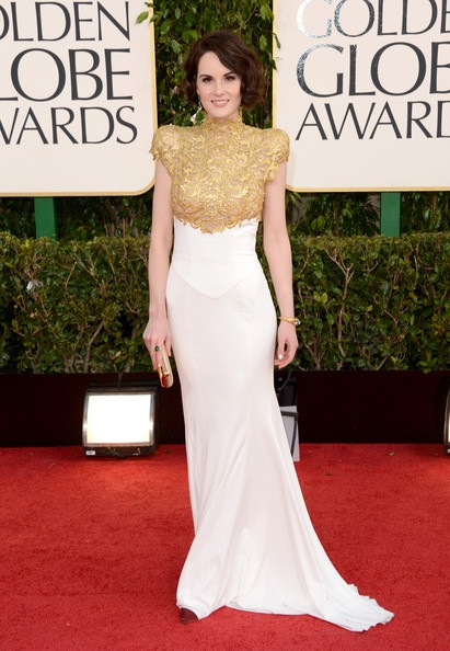 Michelle Dockery 70th Annual Golden Globe Awards Arrivals