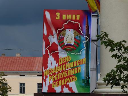 Imagini Belarus: tara e in sarbatoare