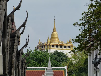 Muntele de Aur din Bangkok