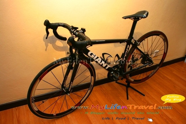 Giant TCR Road Bike 02