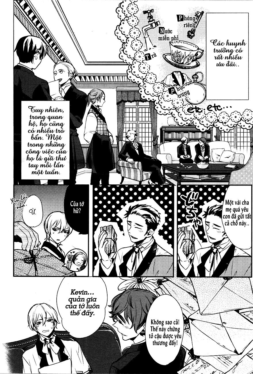 Makai Ouji: Devils and Realist Chap 007