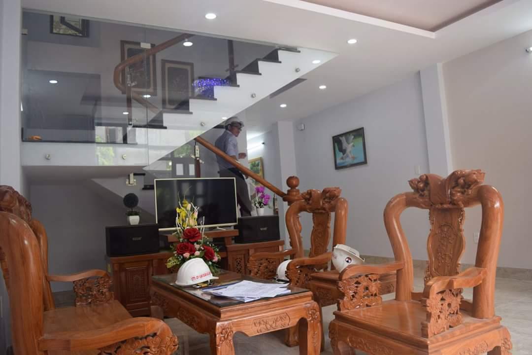 Nhà Phố Đường Bờ Bao Tân Thắng Quận Tân Phú 03