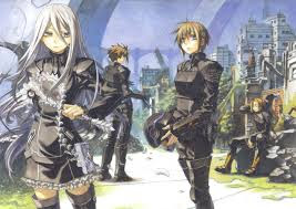 Chrome Shelled Regios  Koukaku No Regios