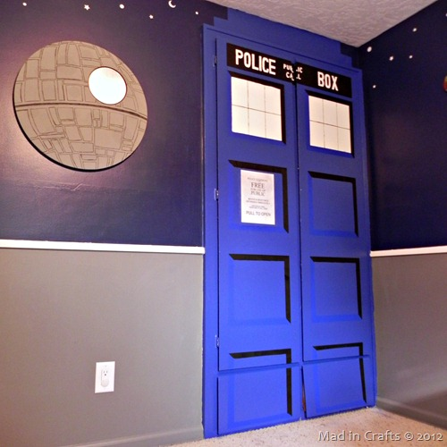 A Super Space Geek Bedroom Mad In Crafts