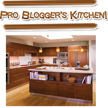 A Blogger's Kitchen