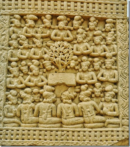 Sanchi_Carving
