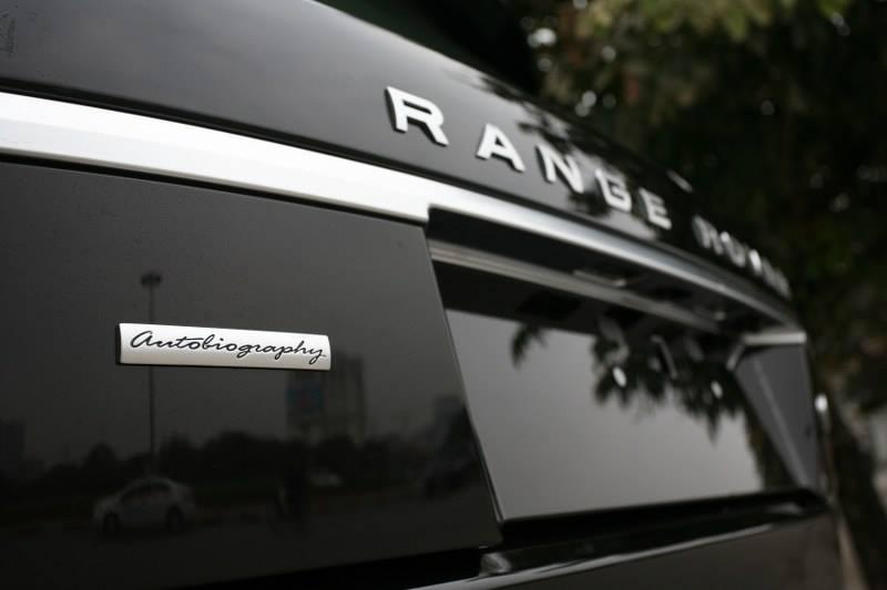 Xe Land Rover Range Rover Autobiography LWB Full Oftion màu đen 06