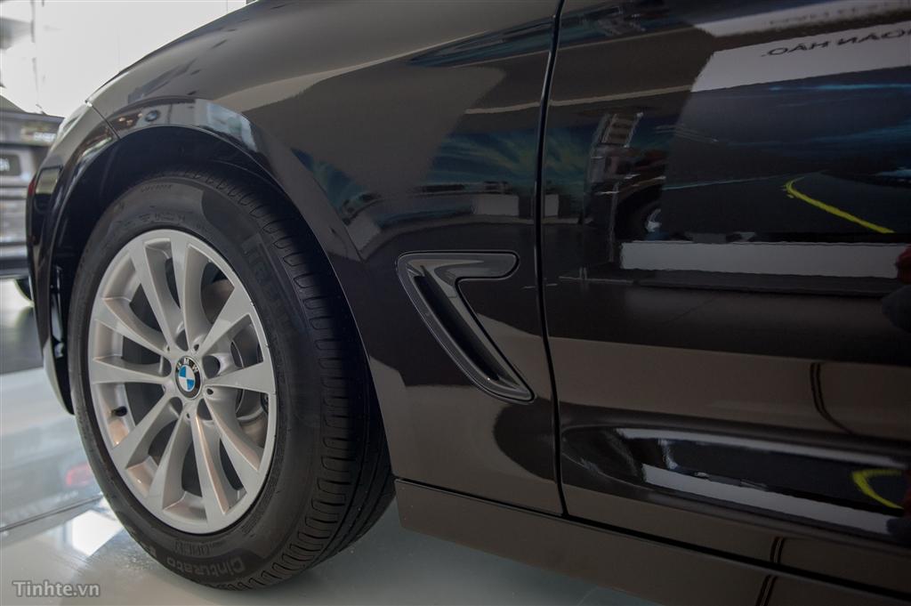 Ngoại thất xe BMW 320i GT 05