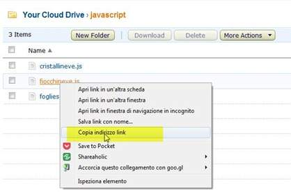 link-diretto-amazon-cloud-drive