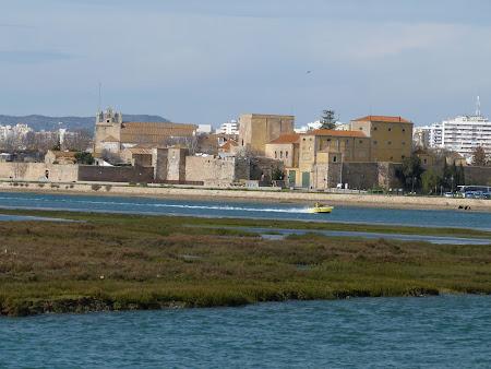 Obiective turistice Algarve: Orasul vechi Faro